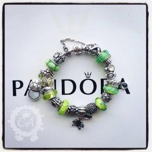 pandora-lime-green-bracelet