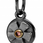 oxi two-tone pendant