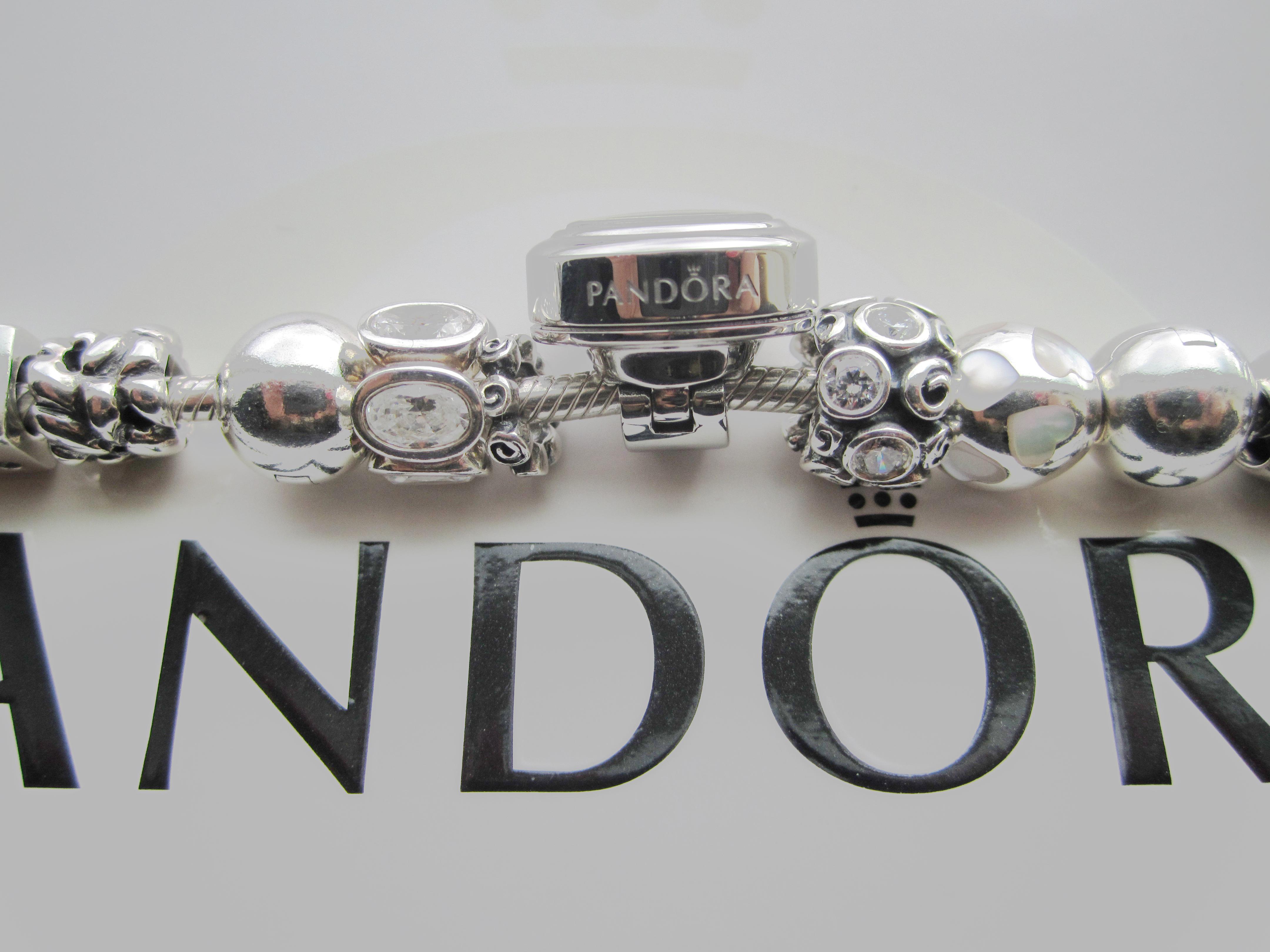 Pandora Time Bead