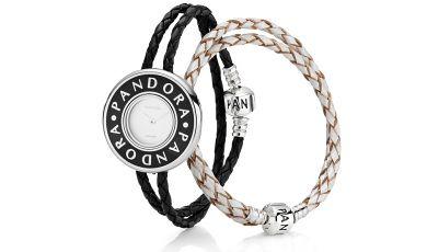 Pandora Bracelet Watch Charm