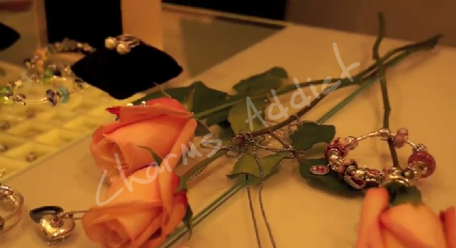 New video and pics of the 2012 Floral Nostalgia Pandora collection