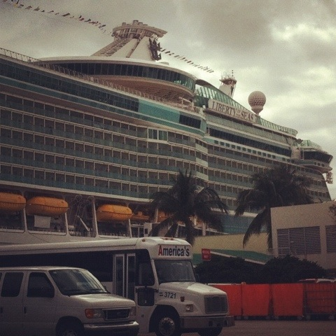 Pandora Cruise Recap