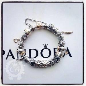 pandora-two-tone-bracelet