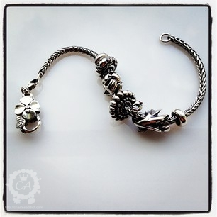 My first Trollbeads bracelet