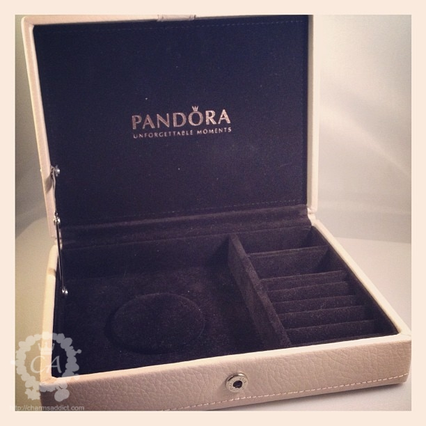 Jewelry Box For Pandora Charms: Pandora Jewelry Boxes