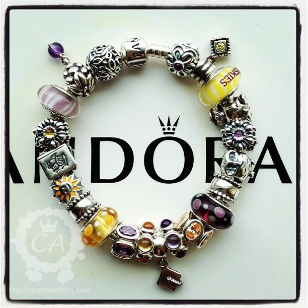 Alma Mater bracelet completed