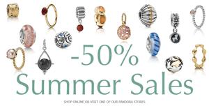 Summer Pandora and Trollbeads Sales