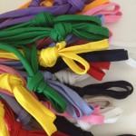 charm wrap laces