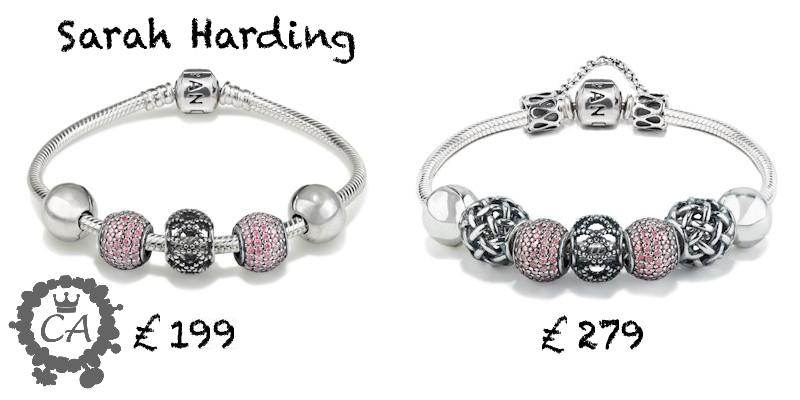 Pandora Sponsors British Pop Group Girls Aloud Charms Addict