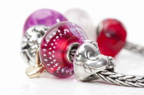 Trollbeads Valentine's bead and other news