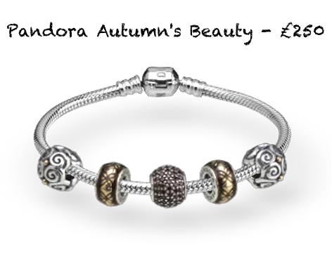 Pandora Autumn's Beauty with John Greed
