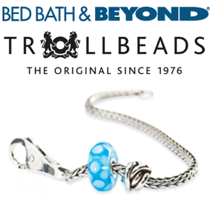 Trollbeads available at Bed Bath & Beyond