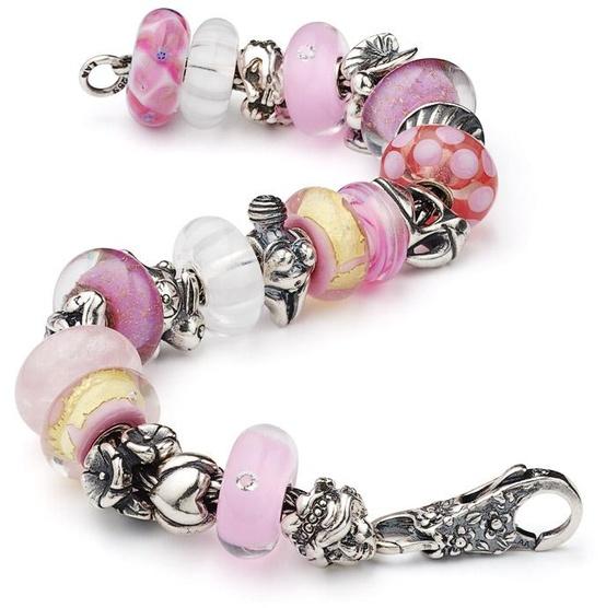 Trollbeads Pretty in Pink