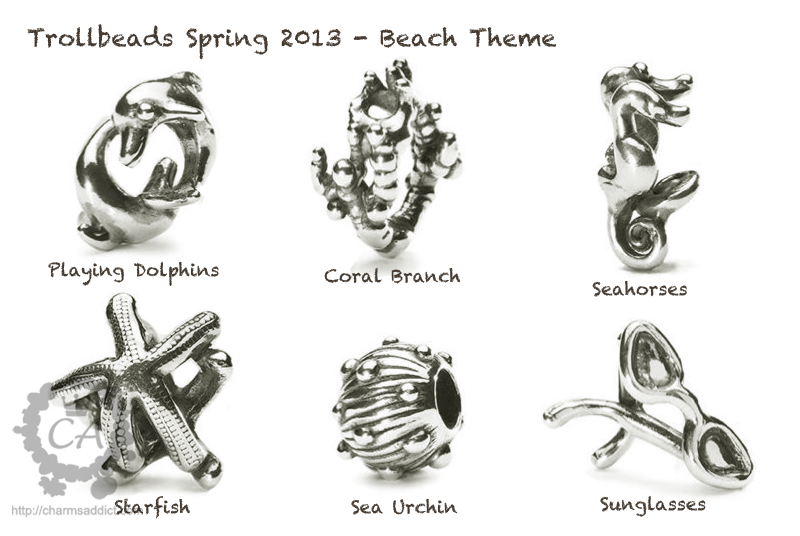 Welcome To Trollbeads Spring 2013 Charms Addict