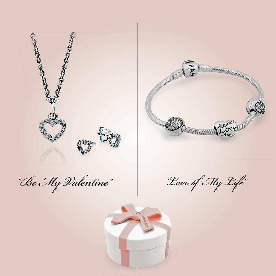 Pandora Valentine S Collection Officially Launches