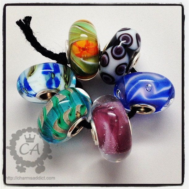 Trollbeads Small and Beautiful Uniques