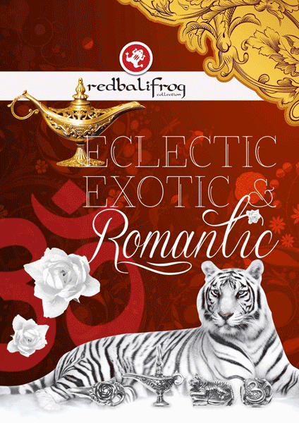 *redbalifrog* Presents Eclectic, Exotic & Romantic Collection