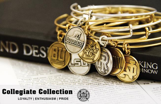 Alex and Ani – Collegiate Collection
