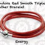 pandora-red-triple-leather