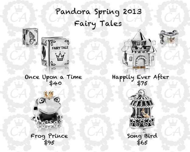 fairy tail pandora charm