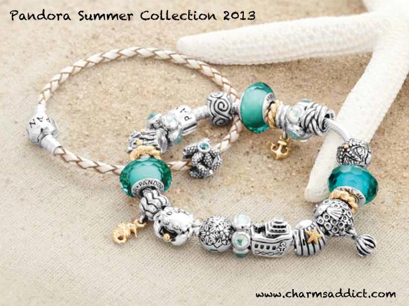 Pandora Summer Collection 2013
