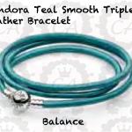 pandora-teal-triple-leather