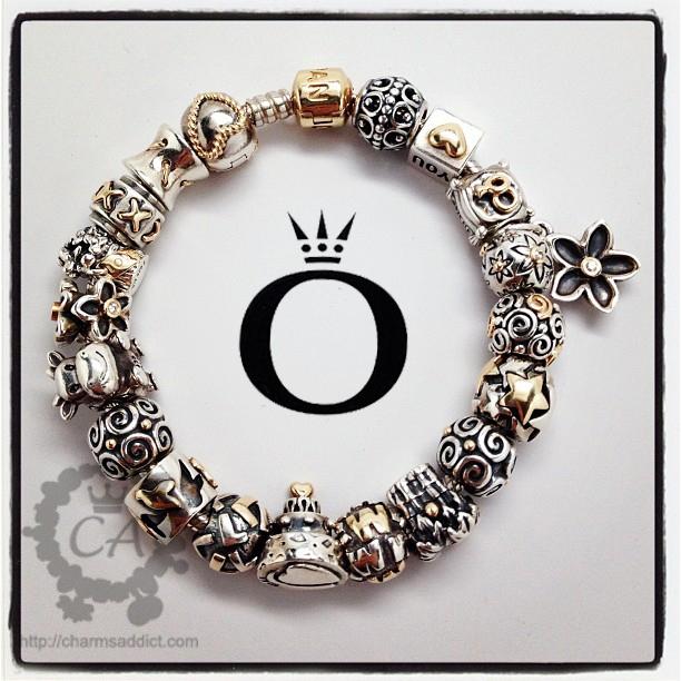 Pandora Wedding Bracelet