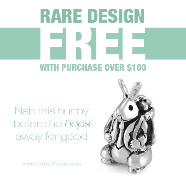 Ohm Beads Easter Promotions