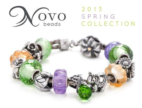 Novobeads Spring 2013 Collection