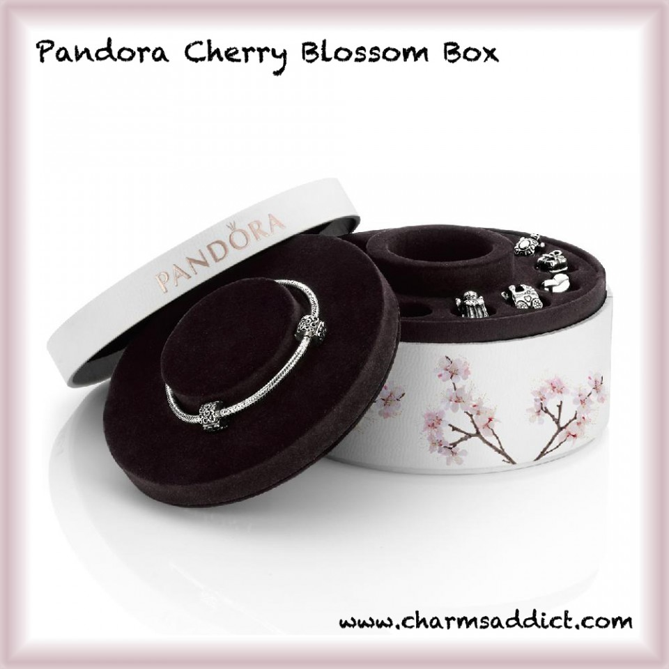 Pandora Mother S Day International Cherry Blossom Gwp