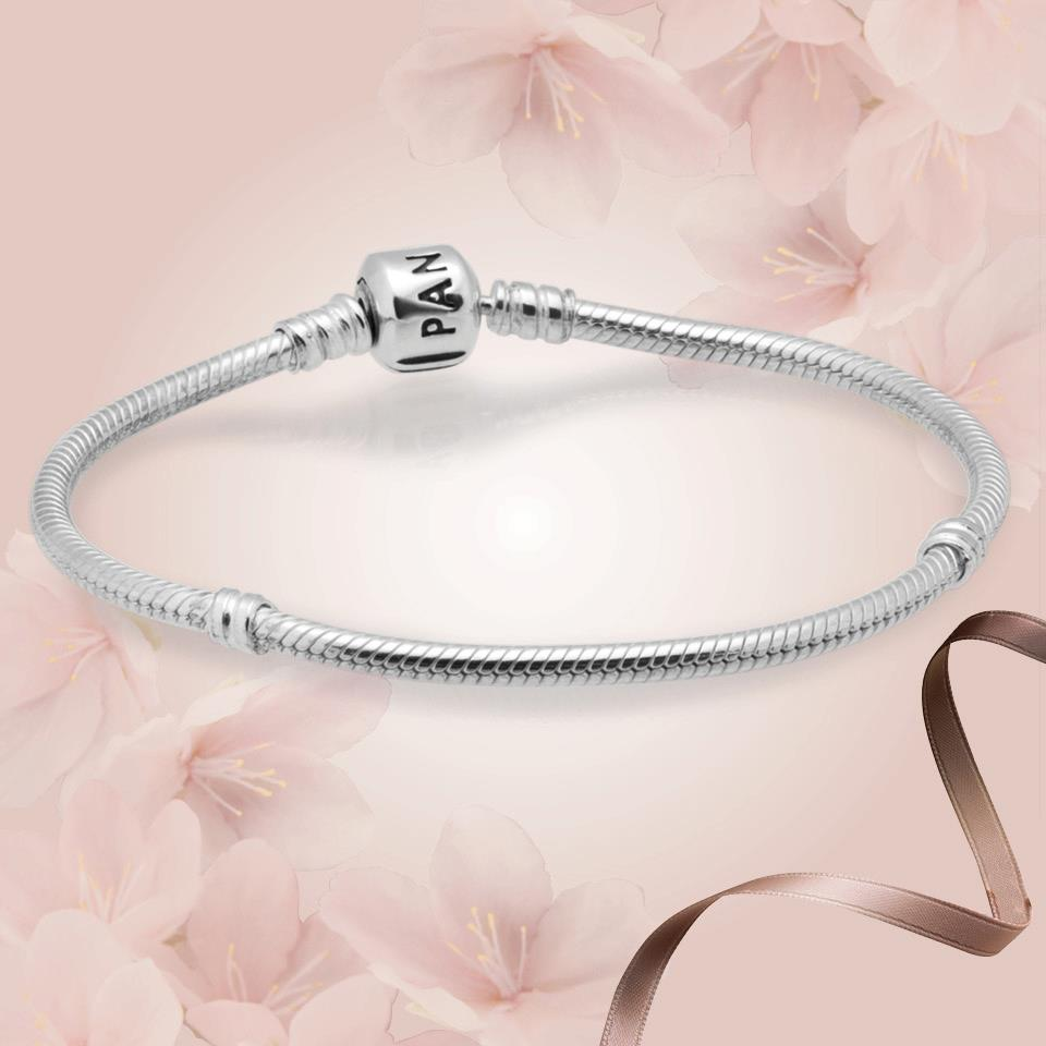 Pandora Jewelry Coupons Printable: Pandora Free Bracelet Promo Starts Today!