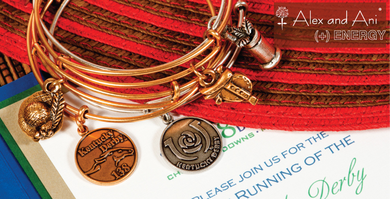 Alex and Ani Kentucky Derby Collection
