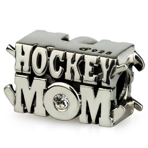 Pandora Hockey Charm