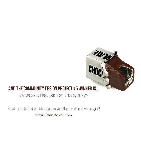 Ohm Beads Community Design – Chocolate
