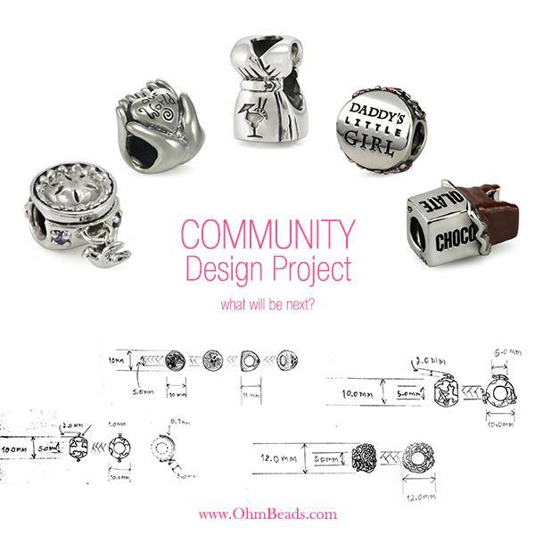 Ohm Beads Community Design #6 (and 7)