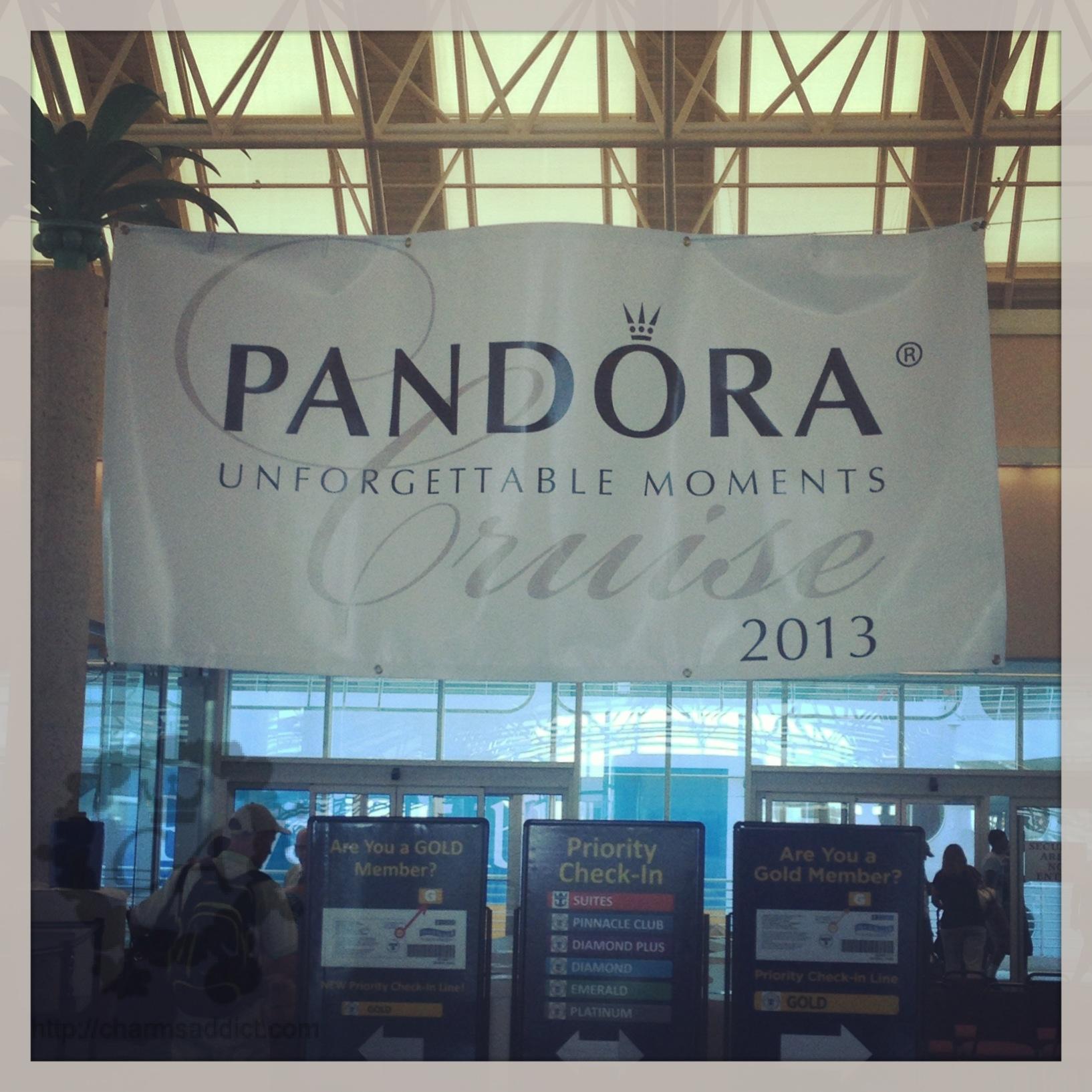Pandora Cruise 2013 – Day 1