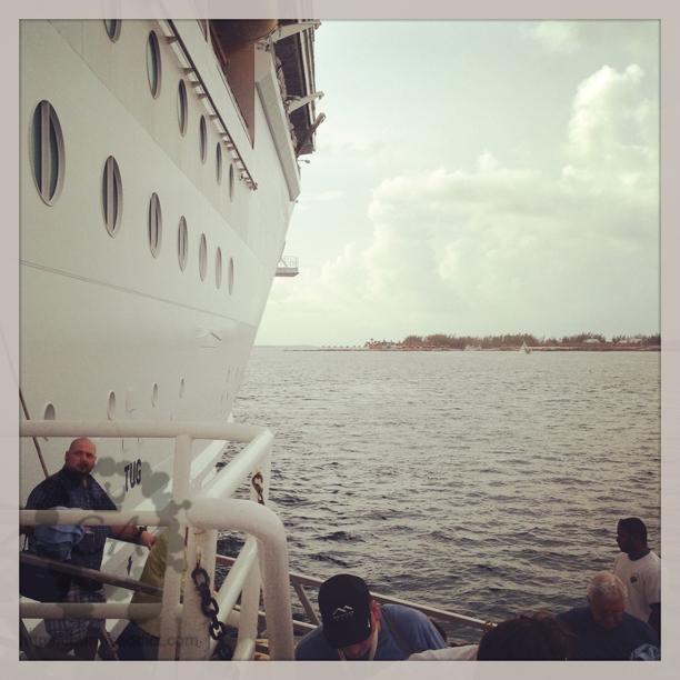 Pandora Cruise 2013 – Day 2