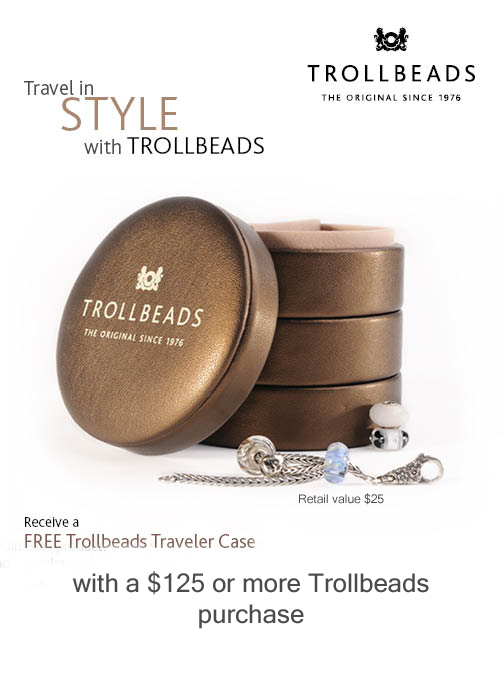 New Trollbeads GWP and Mother's Day Trunk Show