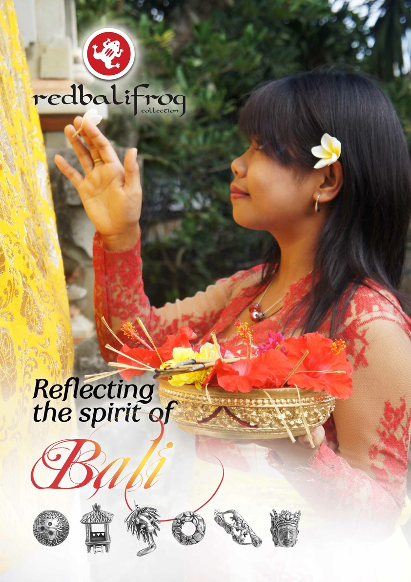 *redbalifrog* Reflecting the Spirit of Bali Collection Release