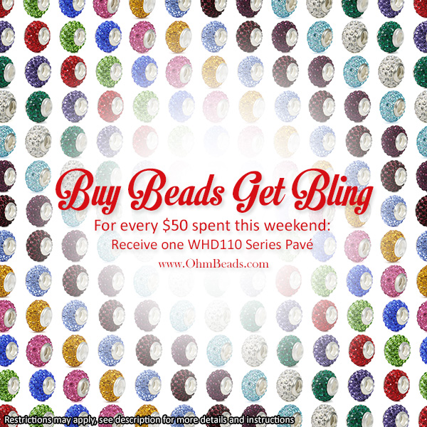 Ohm Beads Memorial Day Sale