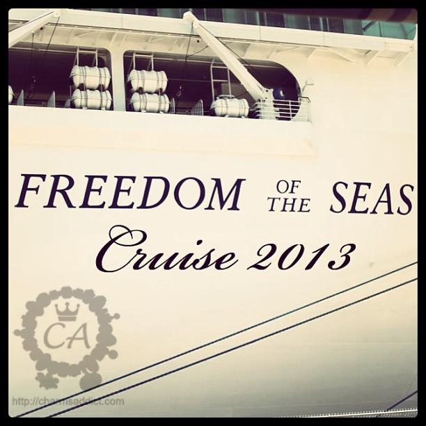 Pandora Unforgettable Cruise 2013 Recap