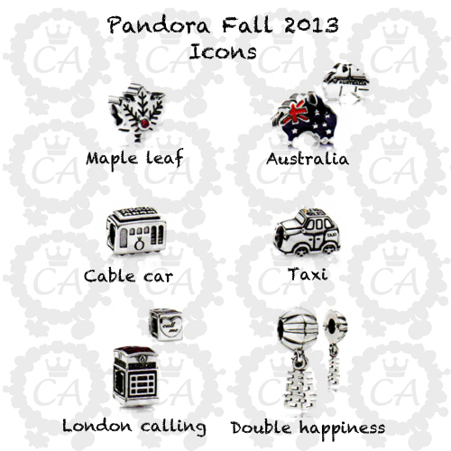 Love Each Other When Two Souls: Unveiling The Pandora Autumn 2013 Collection