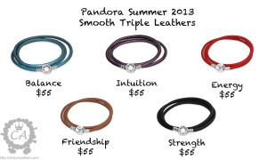 pandora-summer-2013-leather-bracelets
