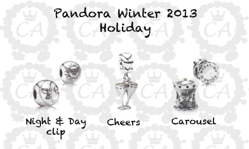 Pandora Winter 2013 Collection Revealed Charms Addict