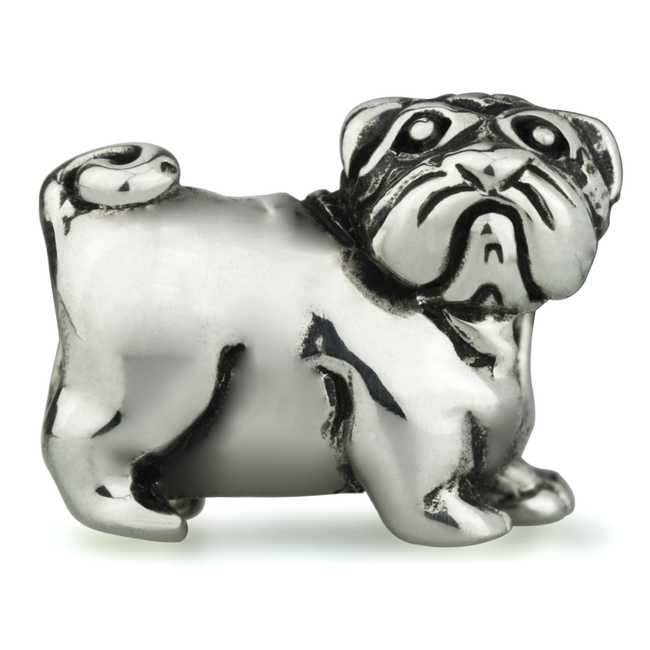 Pug Pandora Charm