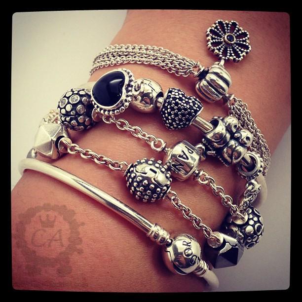 pandora bracelets different types