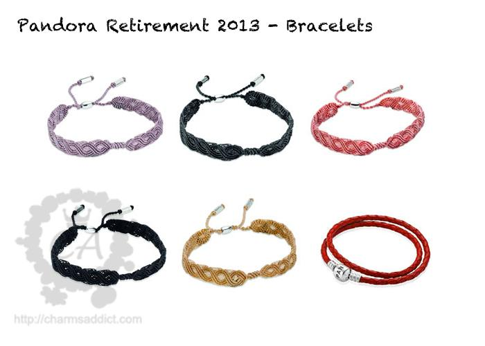 Pandora second round of retirement for 2013 | charms addict.