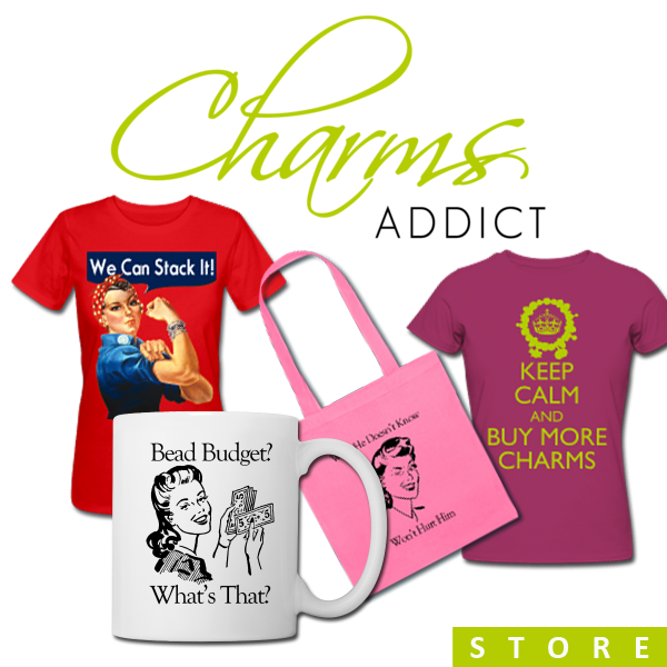 Grand Opening of the Charms Addict Store