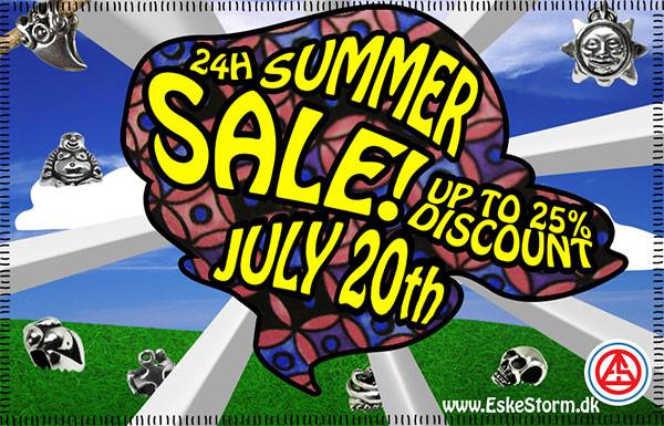 Eske Storm Summer Sale