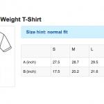M Standard T-Shirt